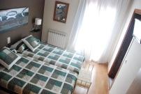 Habitacion Doble con dos camas individuales
